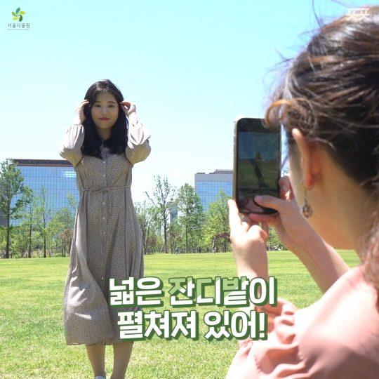 서울식물원 포토스팟 Best 4! 여