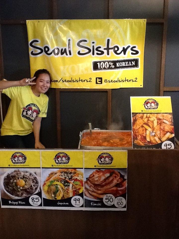 필리핀 야시장에서 출발한 서울 시스터즈는 1년 6개월 만에 8호점까지 오픈하며 월 매출 1억원을 올리는 성공을 거뒀다. [푸드컬처랩 제공]