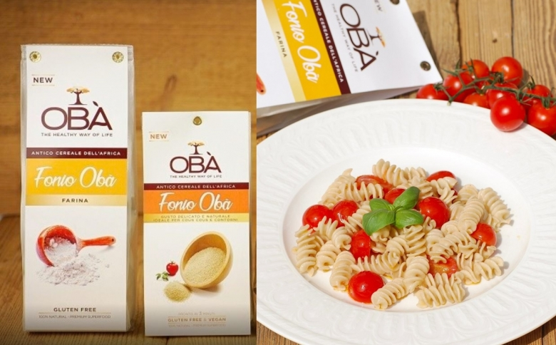 이탈리아 식품제조업체 '오바푸드'가 만든 포니오 가루, 포니오 파스타