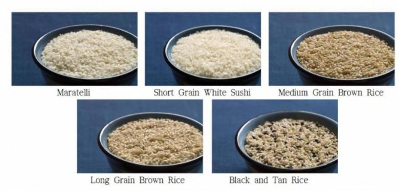 Blue Moon Acres사의 유기농 쌀 상품