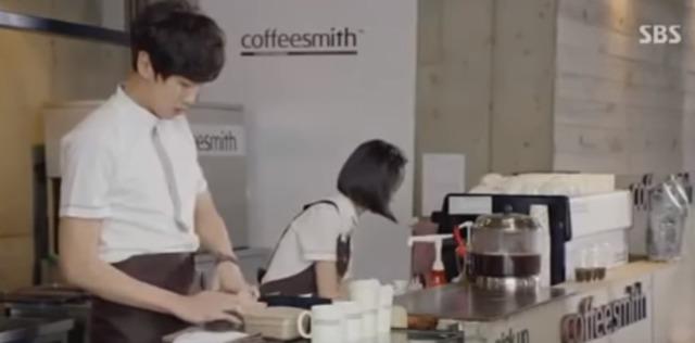 커피스미스 대표, 연예인 여친 '협박