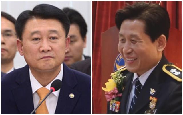 이철성vs강인철, '민주화 성지글'