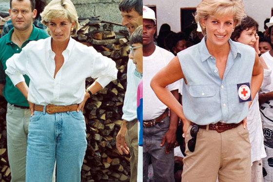 80~90년대 아이콘 '다이애나 룩'