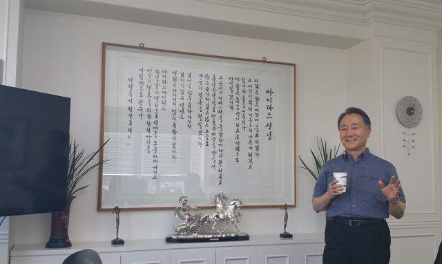 """""""4무 경영 펼쳤더니… 최고 조직으로"""