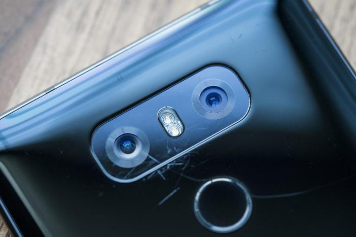 아이폰 8 플러스 Vs. LG G6