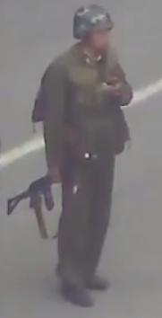 """""""귀순 북한군 가까운 거리에서 총을"""