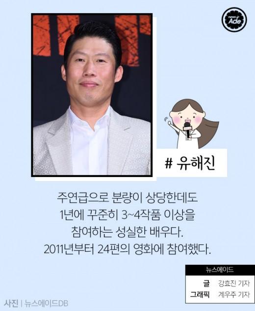 '한국 영화 필수요소' 영화계 다작