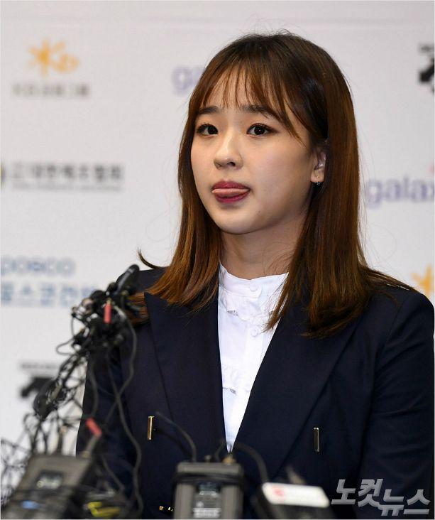 """손연재 공식 사과 """"소트니코바 金 '"""
