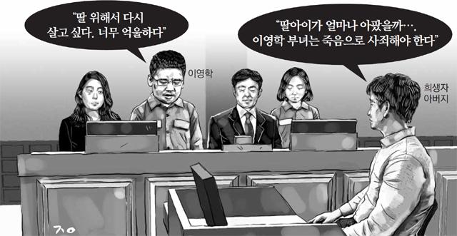 """여중생 살해 이영학 """"1심에선 사형"""