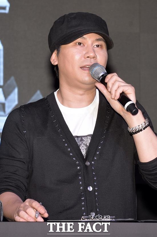 YG 양현석, '구속 위기' 이주노