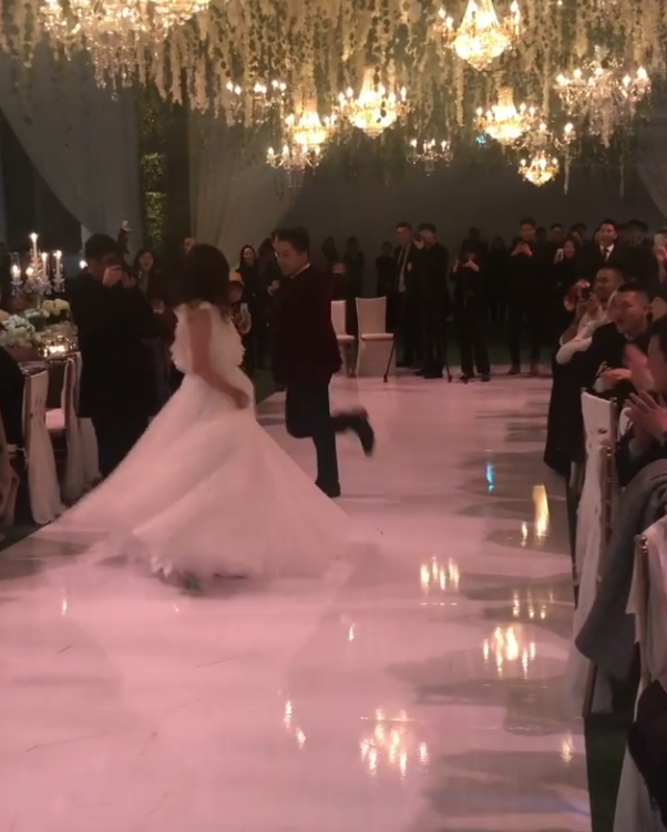 양현석, 태양♥민효린 결혼식 영상 공