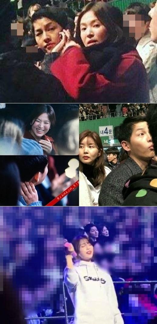 '송중기♥' 송혜교 신혼일상 '잠에서