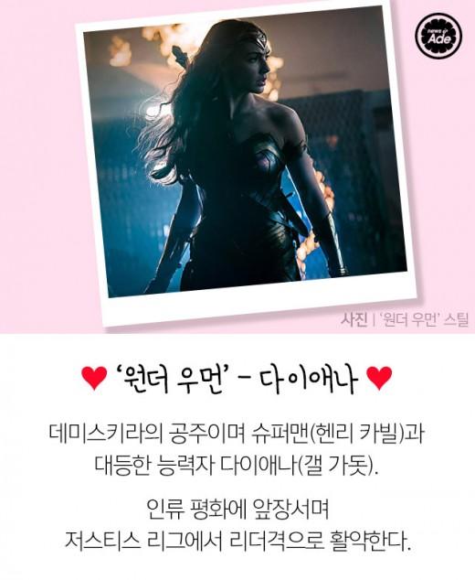 심쿵하는 영화·드라마 속 여성 캐릭터