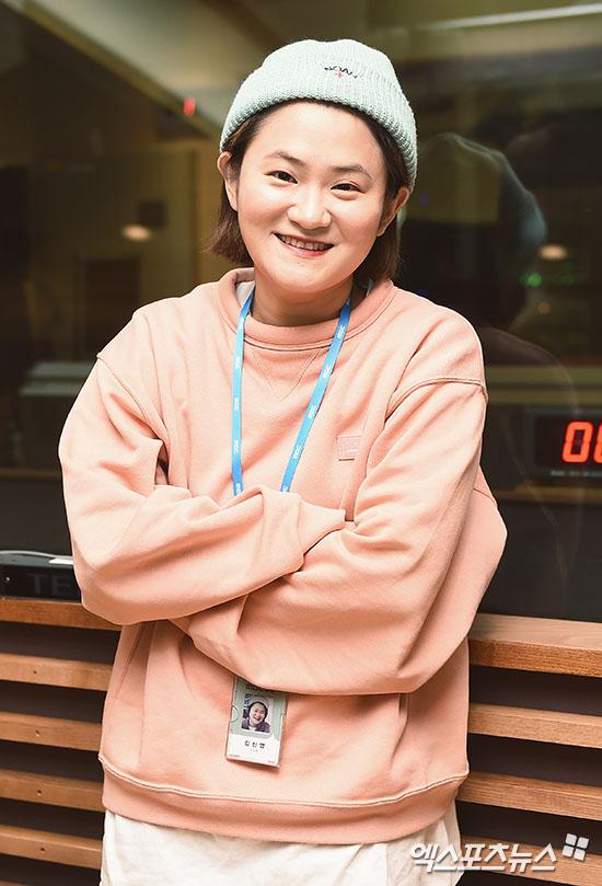 """김신영 """"난독증 심했던 나, '정희'"""