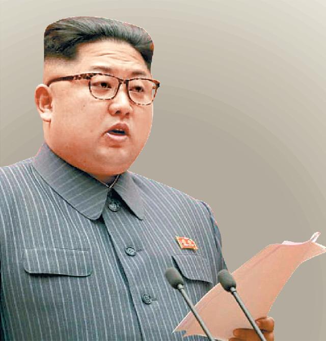 """김정은 """"北은 가난한 나라"""" 언급…"""