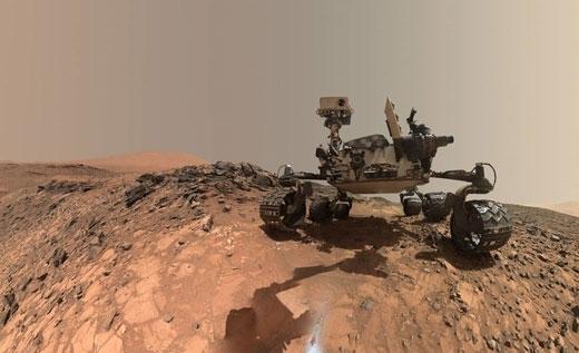 화성에 생명체가…2000번째 태양맞은