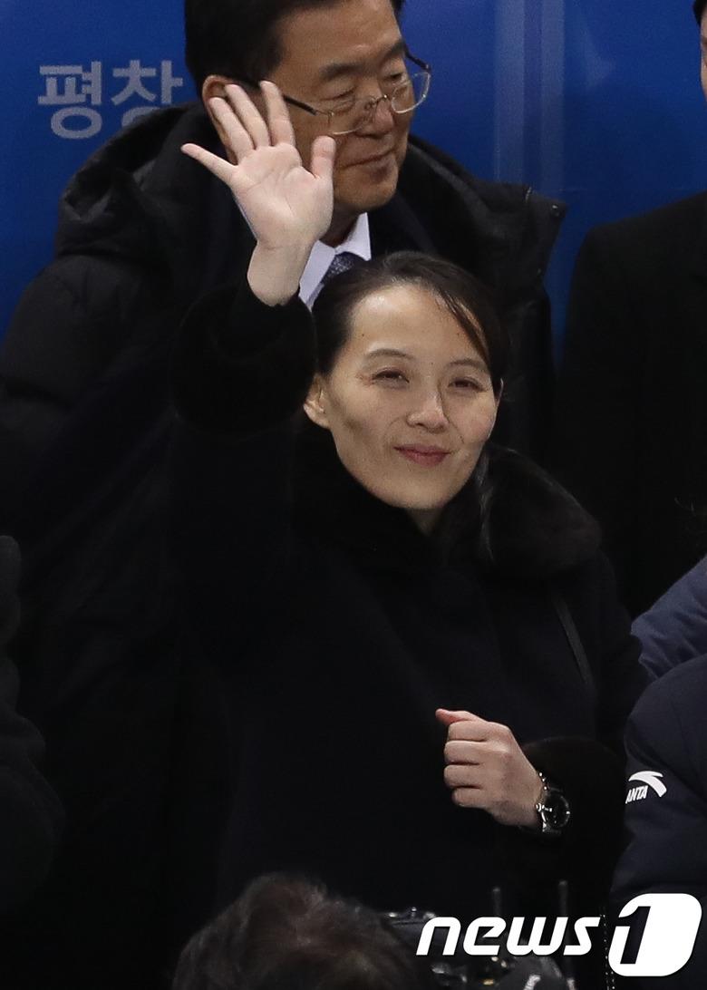 김여정, 나흘간 北 '전반 관리'?…