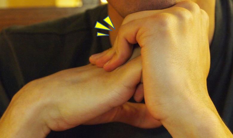 풀릴 듯 풀리지 않는…손가락 관절 '