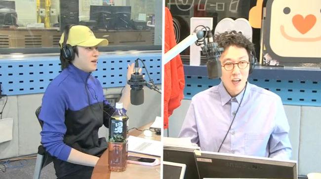"""'파워FM' 김희철 """"'아형'서 여동"""