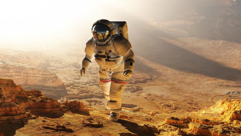 "NASA ""화성 땅 밟는 최초의 인류"