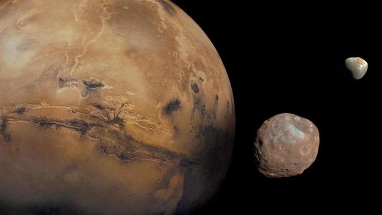 미스터리 화성의 달 '포보스' 비밀