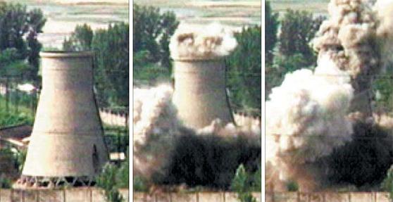 풍계리 핵실험장 폐쇄… 생산시설 멈춰
