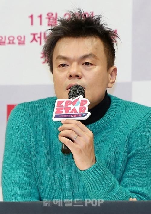 """박진영 """"구원파와 어떠한 관계도 없어"""