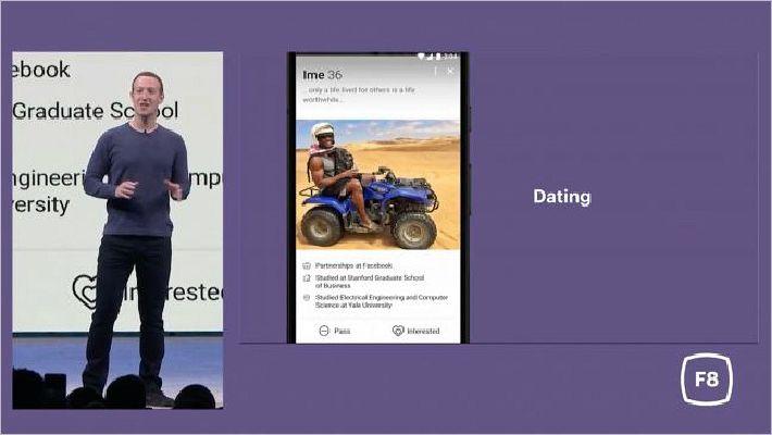 페이스북이 'F8 2018'에서 발표