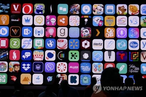 애플 iOS 12 공개…'미모지·그룹