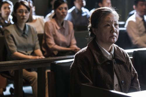 """""""위안부 할머니 당당함 표현 노력.."""
