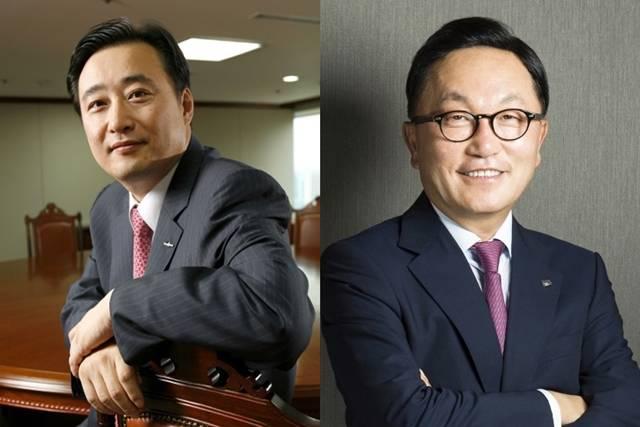 '재벌2세' 김남구vs'자수성가' 박