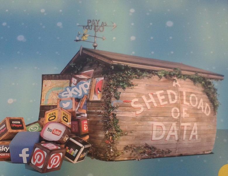마윈의 Data Technology?