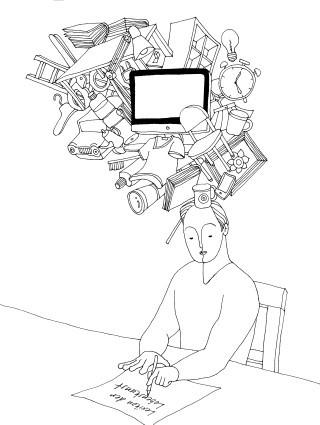 『삶의 기술 사전』