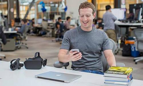 저커버그, 가상현실에 페이스북의 미래
