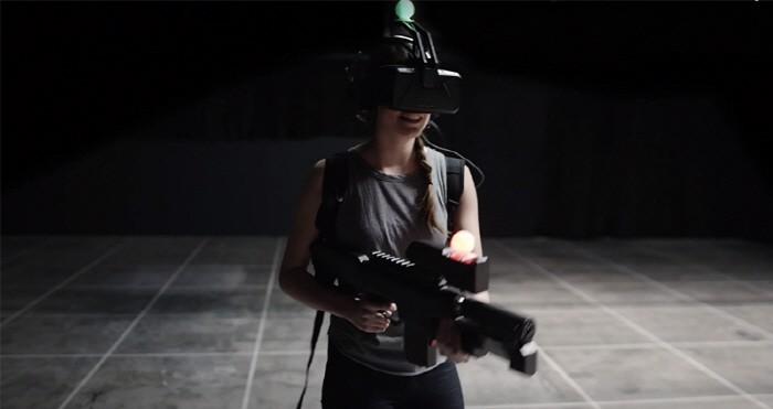 미래에서 온 오락실… 가상현실 테마파