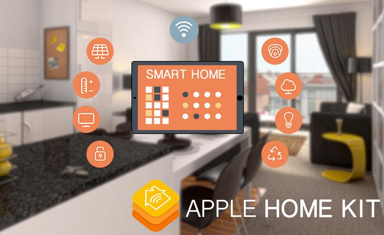 '홈킷(Home Kit)' 서비스 공