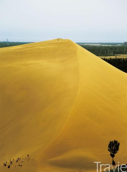 실크로드의 숨결이 흐르는 간쑤성 甘肃
