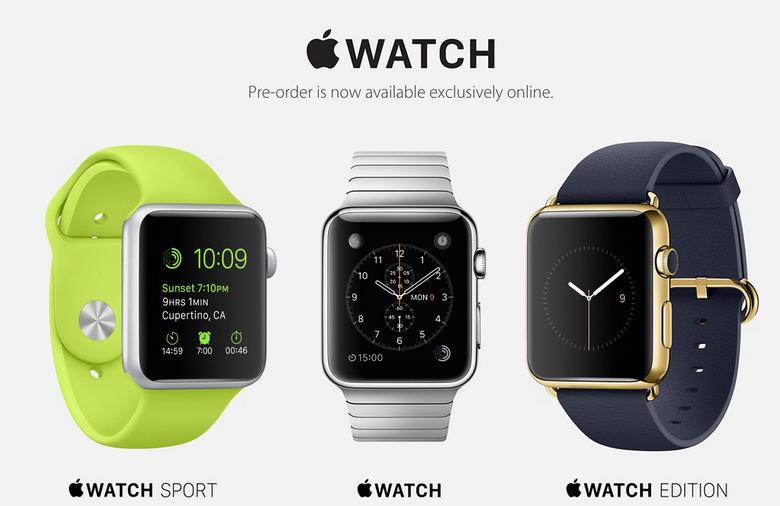 '애플워치'에 대한 놀라운 호응