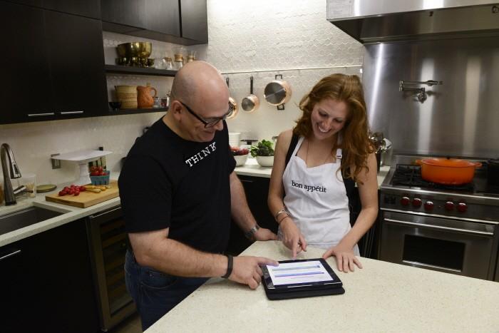 오늘 저녁…인공지능이 만든 요리 어때
