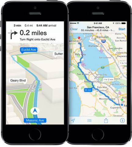 GPS 기업 인수한 애플 최종 목적지