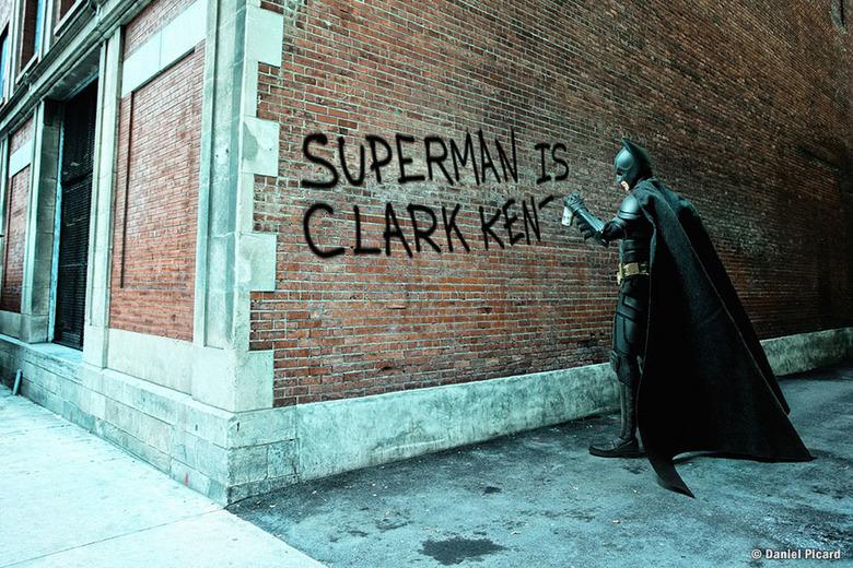 슈퍼히어로, 슈퍼악당들의 일상?