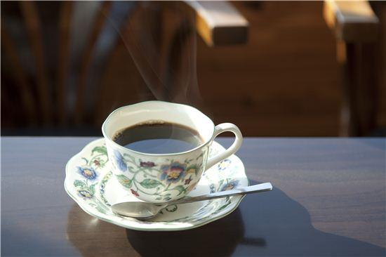 강릉 겨울 커피