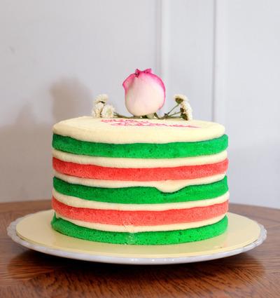 기쁘다 크리스마스 케이크 오셨네~