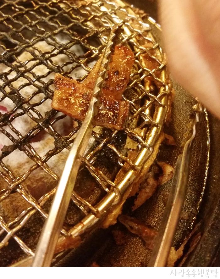 돼지껍데기 안 튀게 굽는법, 맛있게