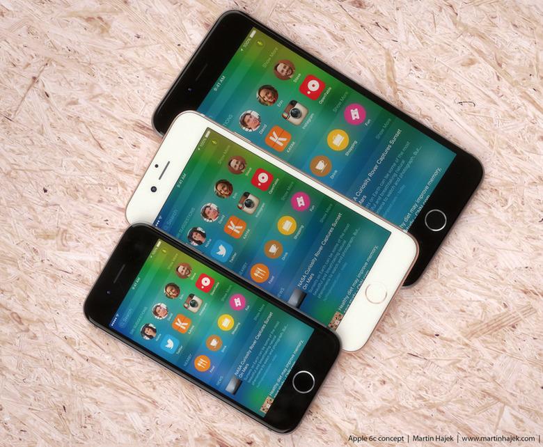 애플, 새로운 '4인치 아이폰'으로