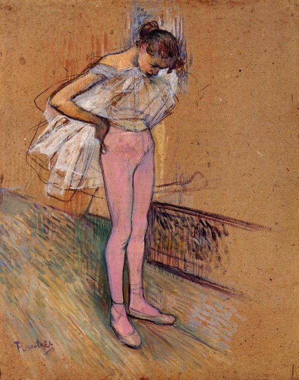 툴루즈 로트렉(Henri de tou