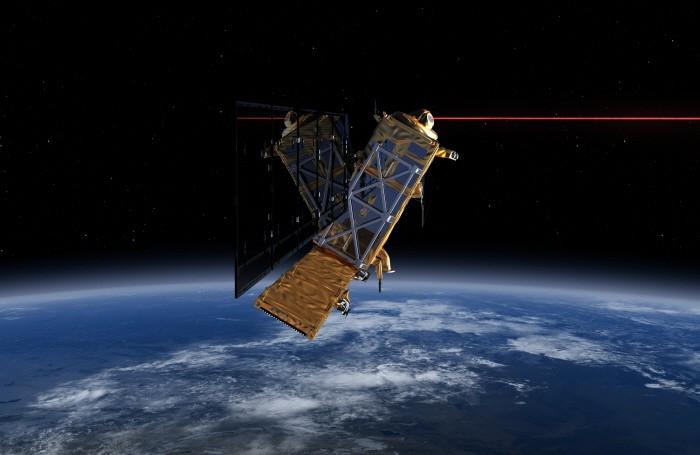 인공위성 데이터, 실시간 송수신 시
