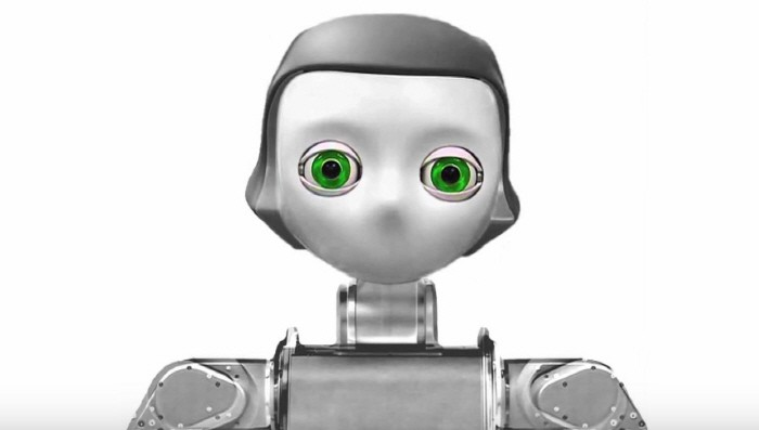 사람 성격 감지하는 로봇
