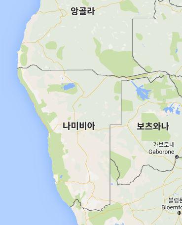 나미비아에서 놓치면 안 되는 세 가지
