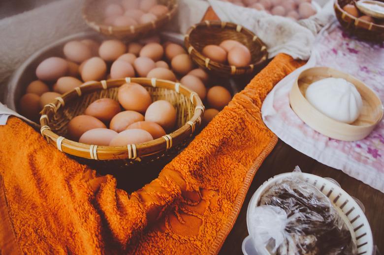 지옥물에 발 담그고 계란 먹는 기분은